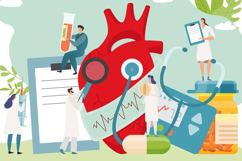 心臓弁膜症の治療、高齢でもあきらめないで。