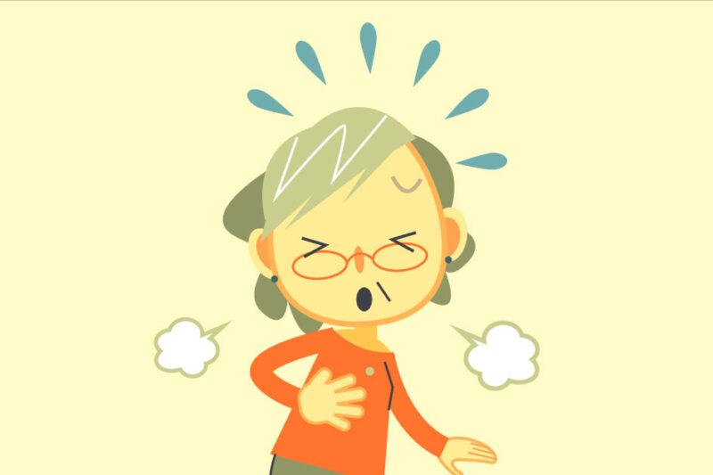 シニアの動悸や息切れ、もしかして「心臓弁膜症」かも!?